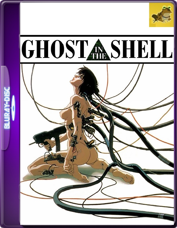 Ghost In The Shell (1995) Brrip 1080p (60 FPS) Latino / Japonés