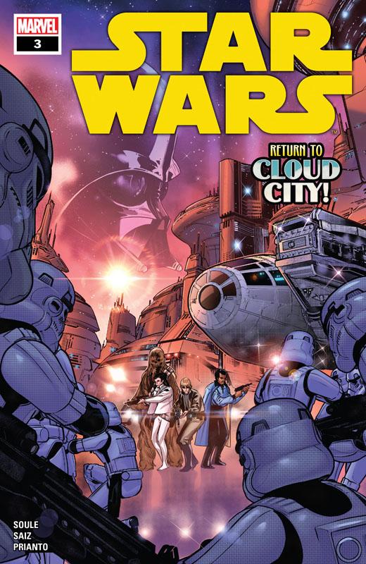 Star Wars #1-10 (2020-2021)