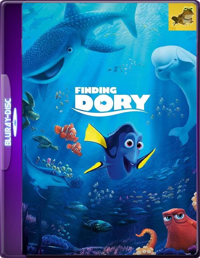 Buscando A Dory (2016) Brrip 1080p (60 FPS) Latino