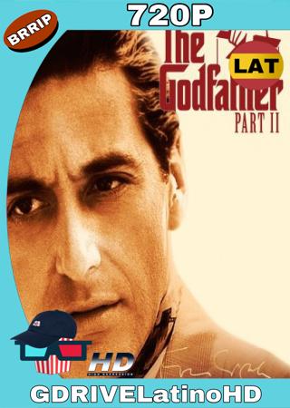 El Padrino Part 2 (1974) BRRip 720p Audio Trial Latino-Castellano-Ingles MKV