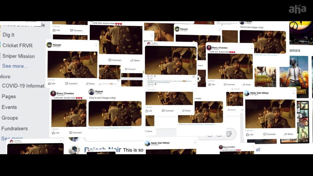 MAA VINTHA GAADHA VINUMA (2020) Telugu 1080p WEB-DL AVC AAC2 0 ESub-BWT Exclusive