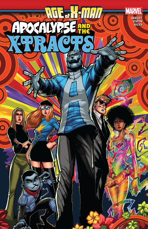 Age of X-Man - Apocalypse and the X-Tracts (2019)