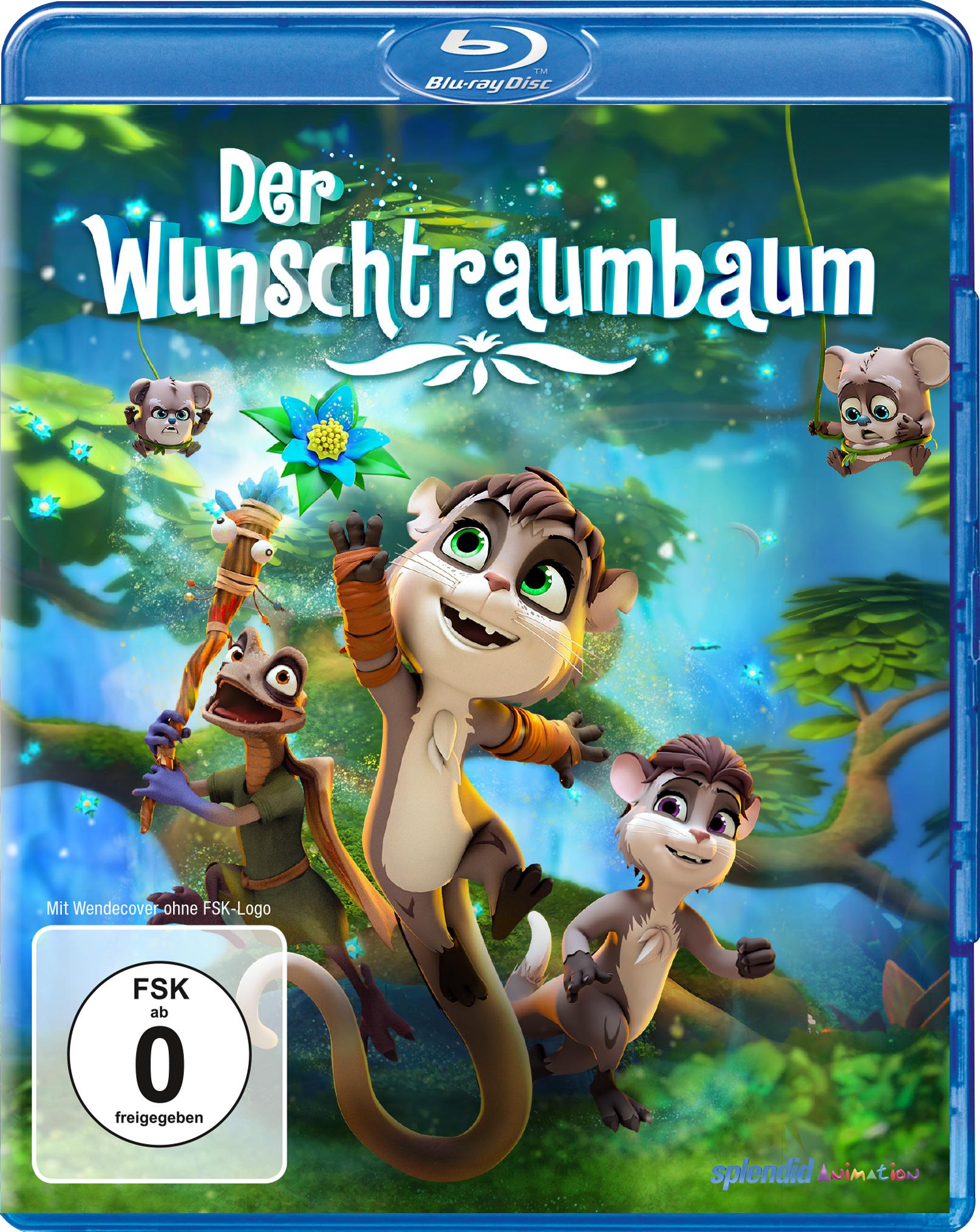 Filme A Árvore dos Desejos Dual Áudio 2020 – BluRay 1080p / 720p