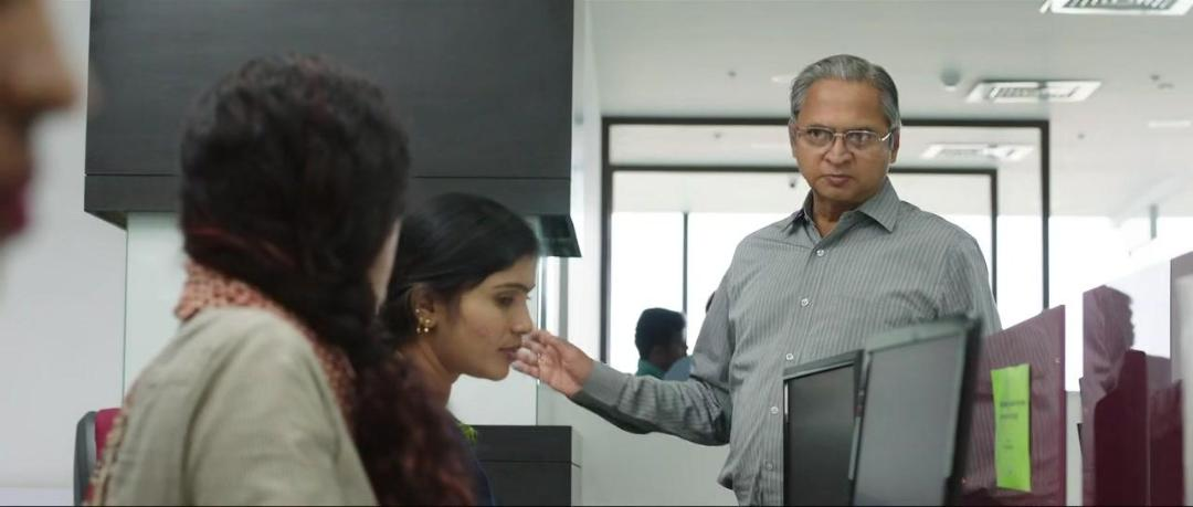 Nerkonda Paarvai {Maha Rakshak} (2019) 720p HDRip x265 AAC [Dual Audio][Hindi+Tamil]