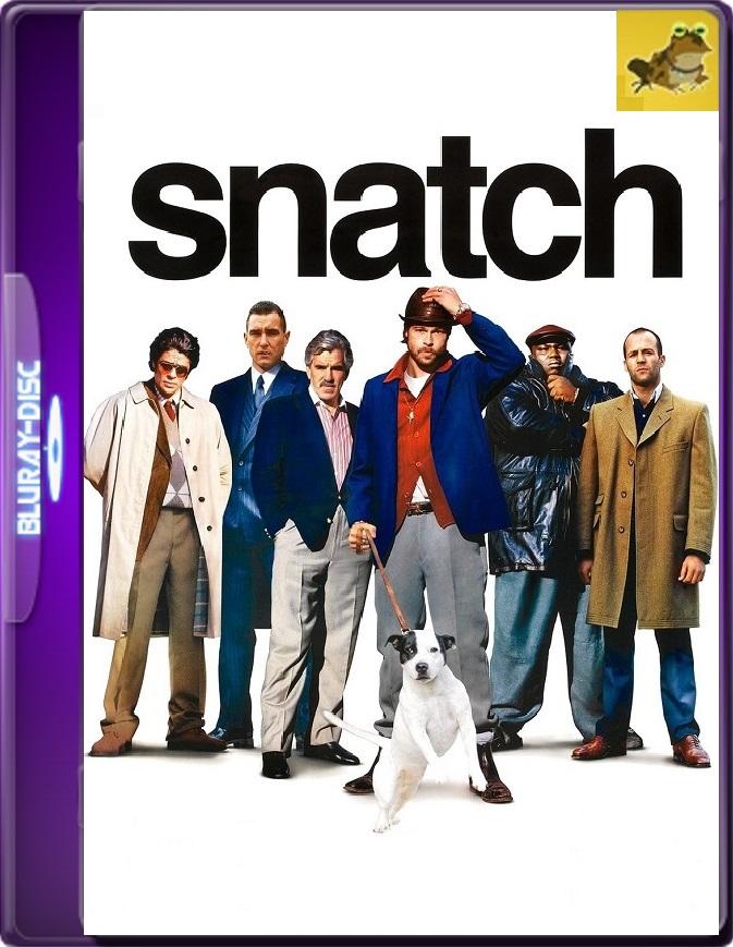 Snatch: Cerdos Y Diamantes (2000) Brrip 1080p (60 FPS) Latino / Inglés