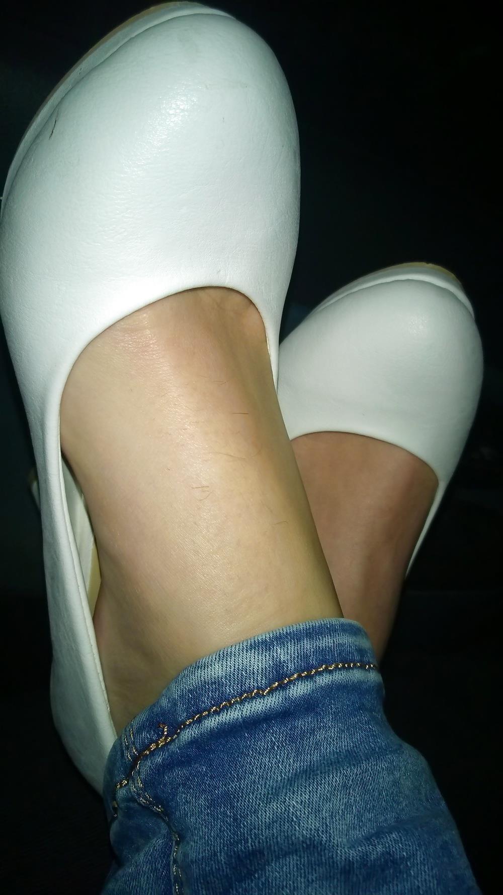 Lesbian foot fetish nylon-2623
