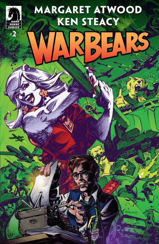 War Bears #1-2 (2018)
