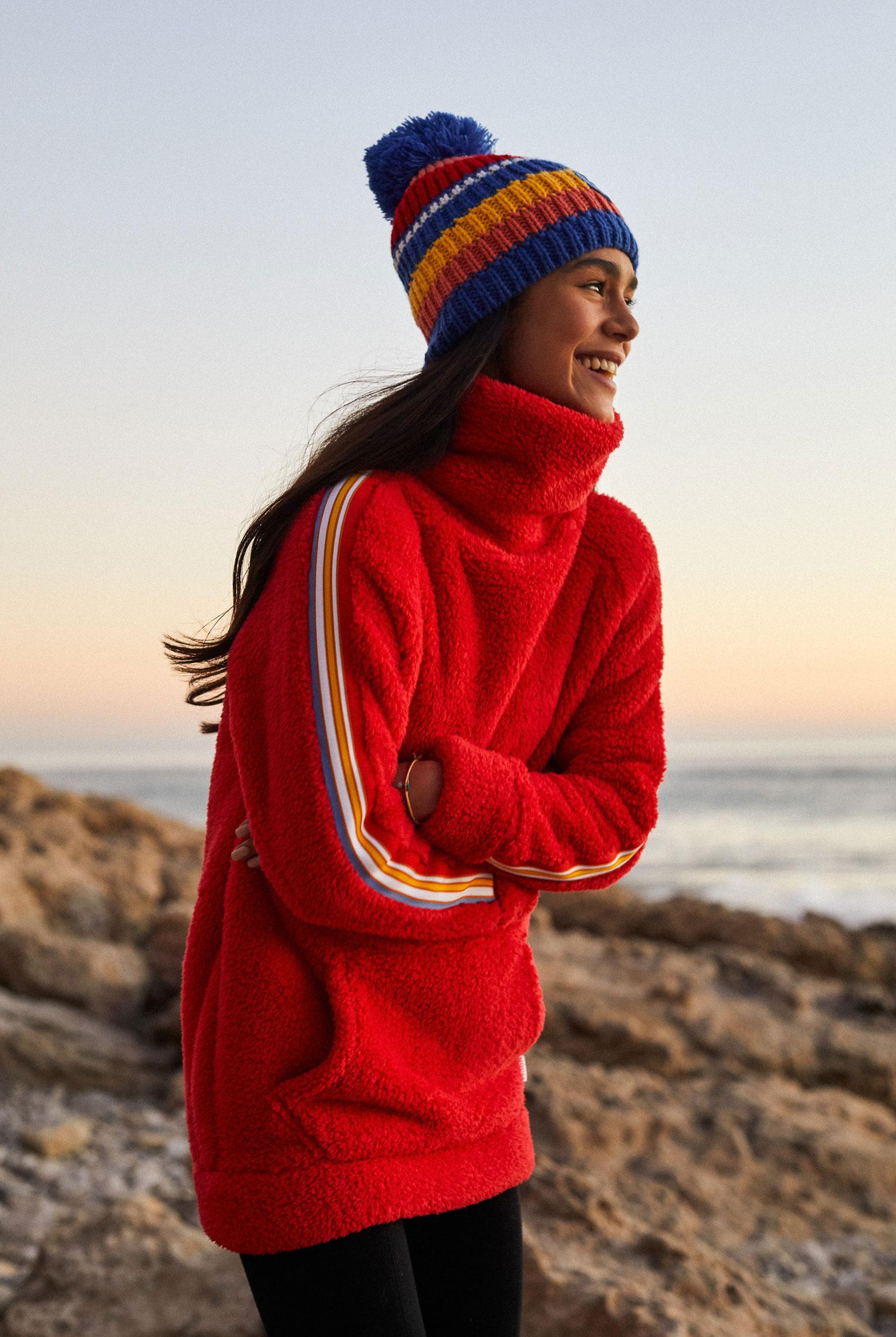 Наринэ Матецкая в модной одежде BananaMoon, коллекция осень/зима 2019/20 / фото 22