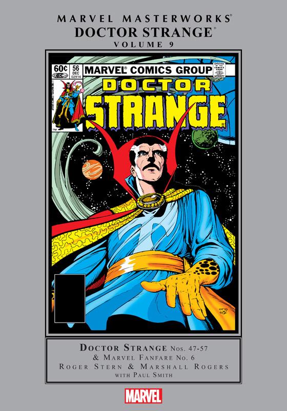 Marvel Masterworks - Doctor Strange v09 (2019)