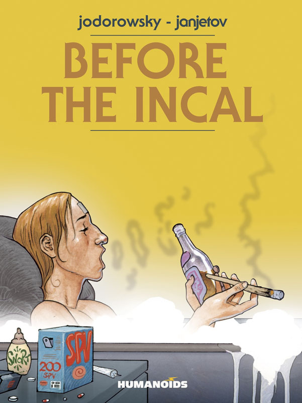 Before the Incal (2012)