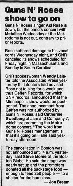 1992.09.15 - Metrodome, Minneapolis, USA 58CO18Li_o