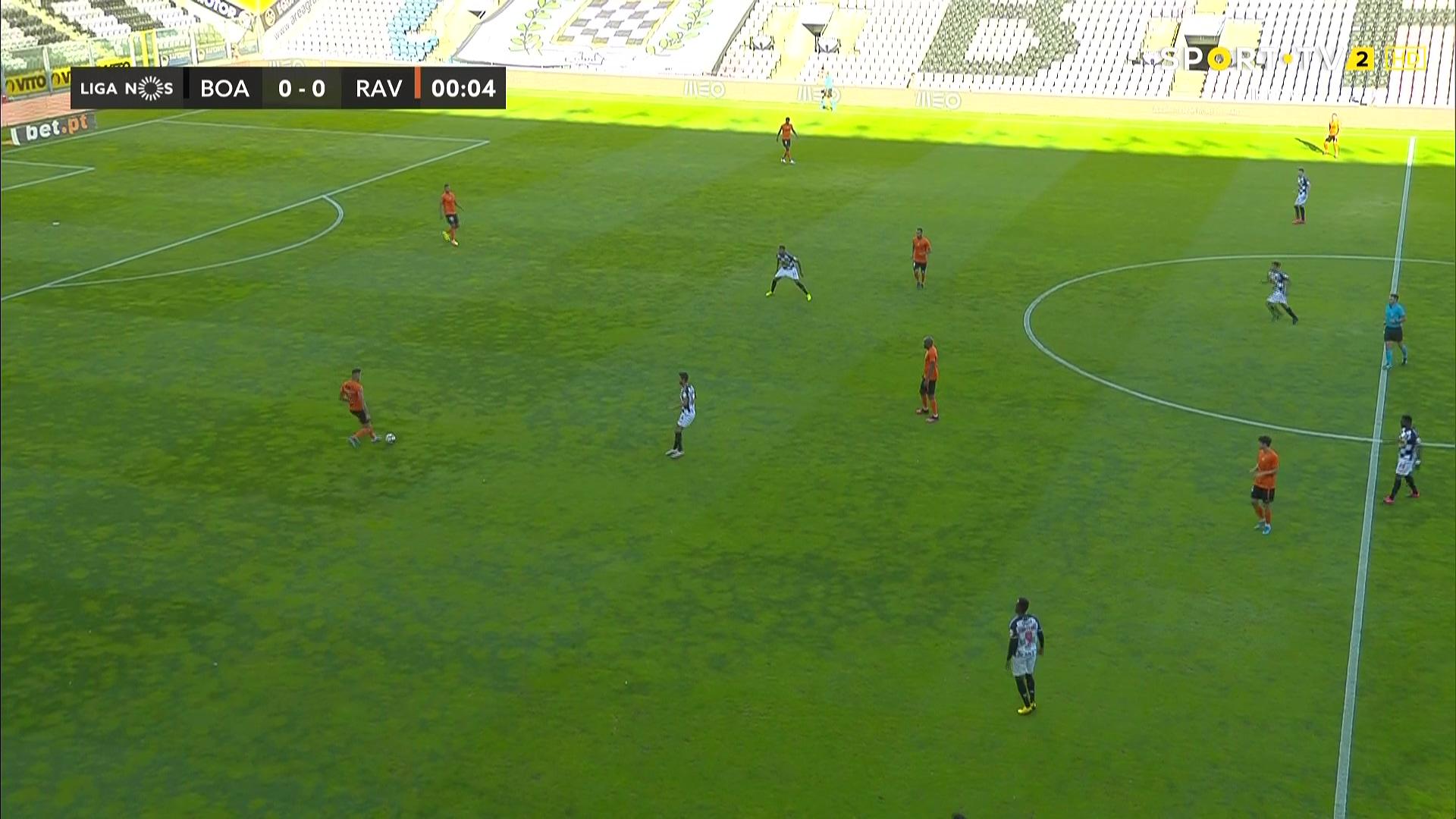 Portugal Liga NOS 19/20 - Boavista vs Rio Ave - 25/07/2020