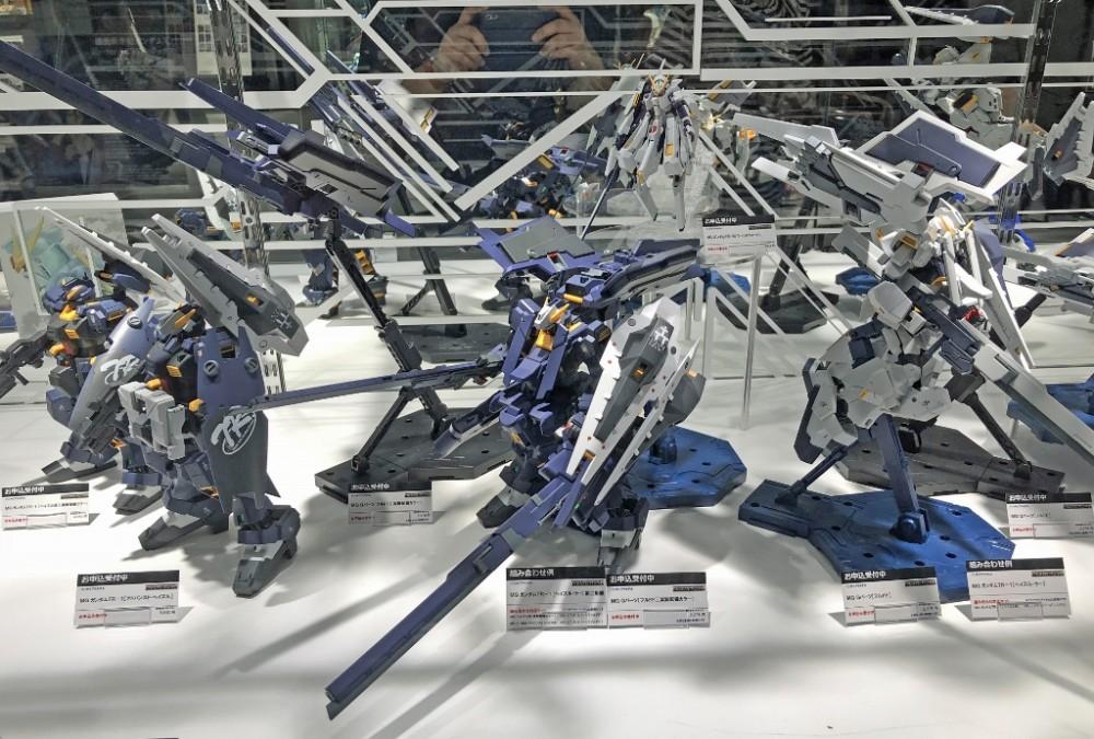 Gundam Dock at Tokyo / Gundam Base/ 1/1 (Exposition) OZLGasC9_o