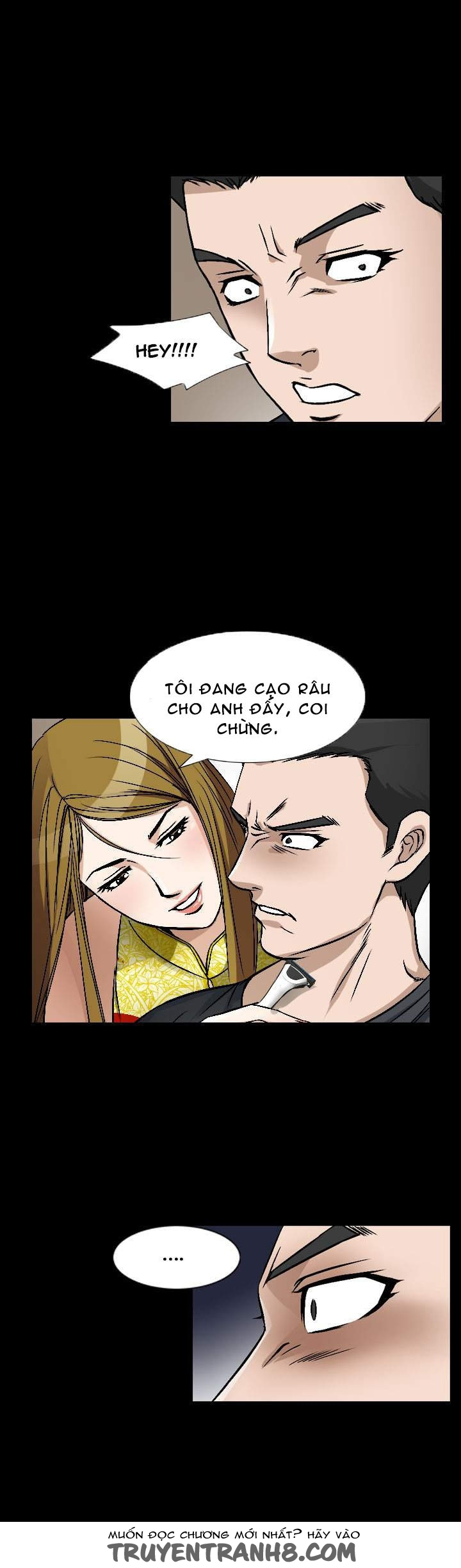 The Taste Of The Hand Chapter 71 - Trang 23