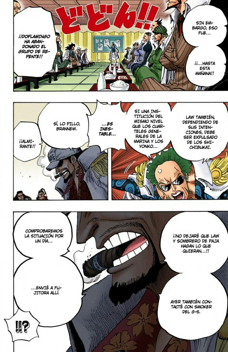 One Piece Manga 700-701 [Full Color] [Dressrosa] FiFRnadr_o