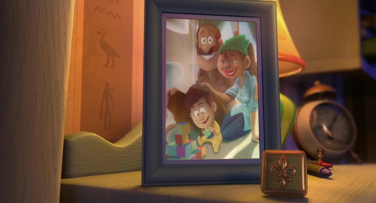 Tadeo Jones Y El Tesoro De Los Incas 720p Lat-Cast-Ing[Animación](2012)