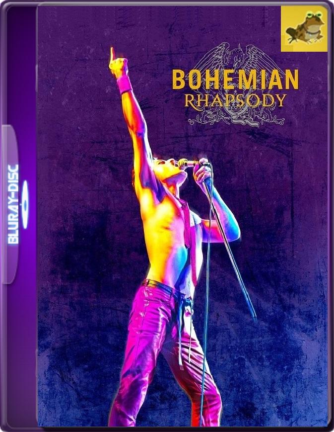 Bohemian Rhapsody: La Historia De Freddie Mercury (2018) Brrip 1080p (60 FPS) Latino / Inglés