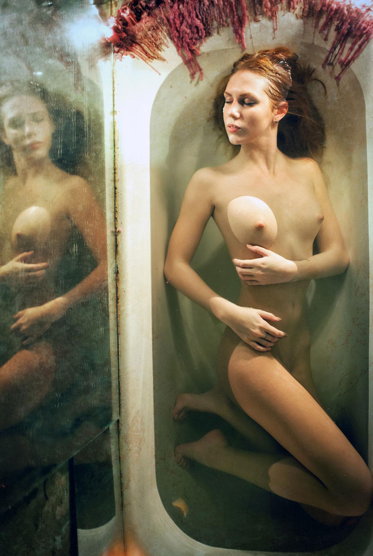подборка фотографий сексуальных голых девушек - Anna Bauer
