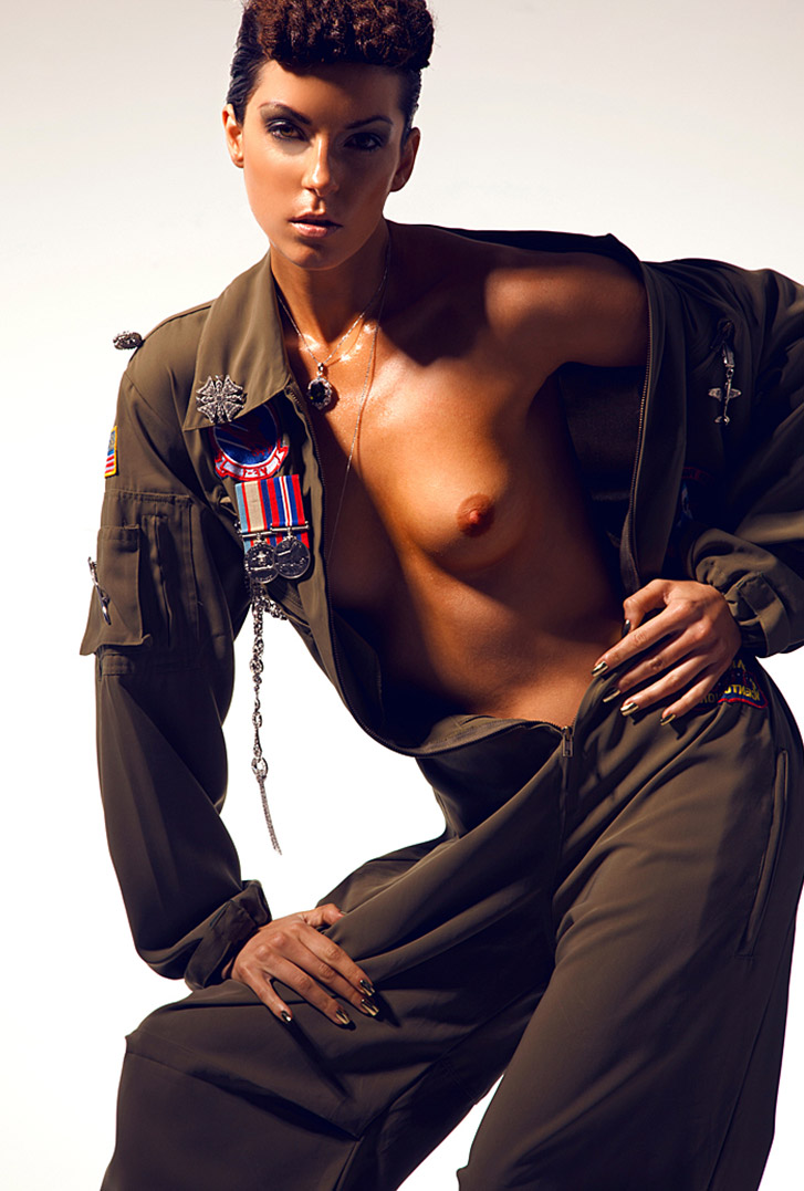 Soldier / Emily Rose Egan by Jessica Yeh / Tantalum Magazine Issue 5