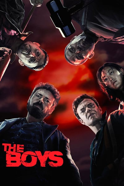 The Boys S01E01 The Name of The Game AMZN WEB-DL DDP5 1 H 264-NTG