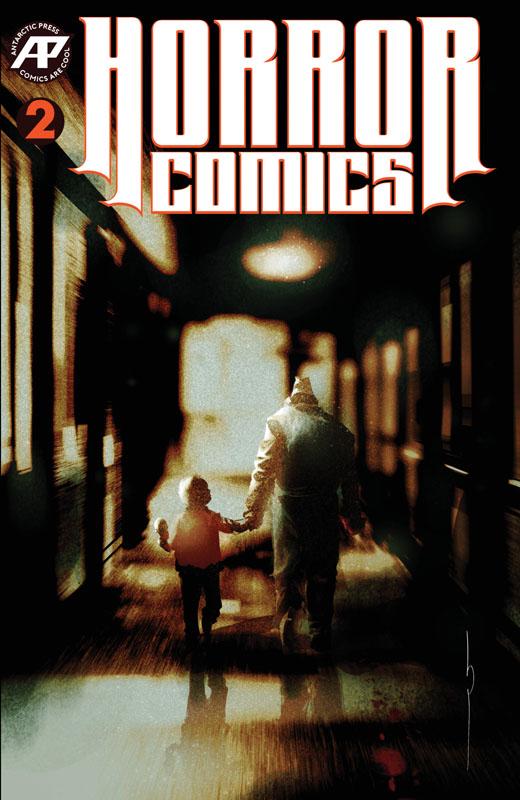 Horror Comics #1-2 (2019)