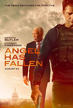 Angel Has Fallen 2019 HDRip AC3 x264-CMRG