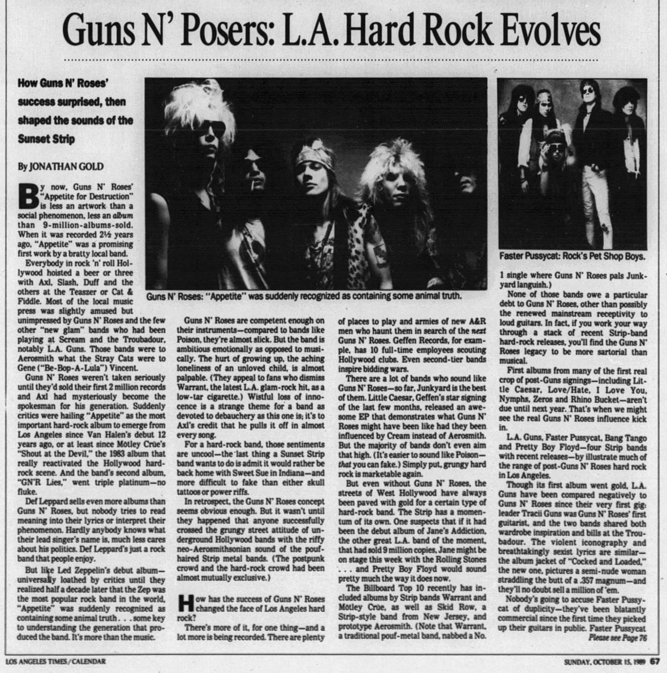 1989.10.15 - Los Angeles Times - Guns N' Posers: L.A. Hard Rock Evolves QaBDtVyn_o
