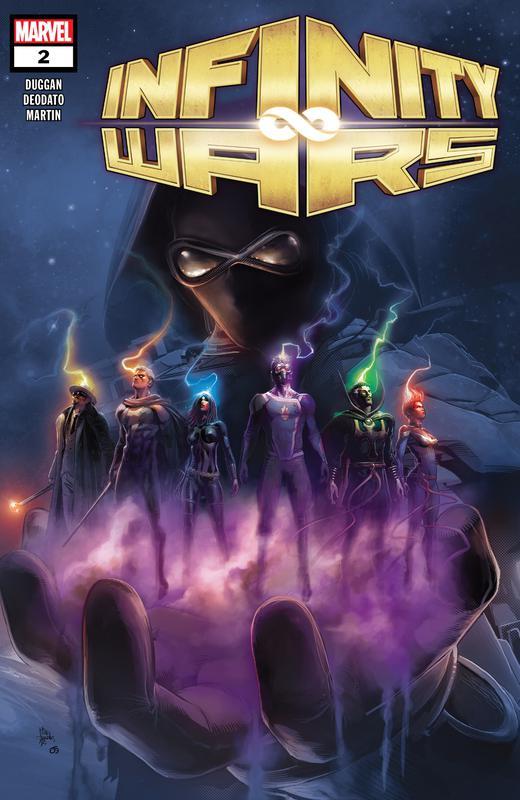 Infinity Wars (2018-2019) Complete