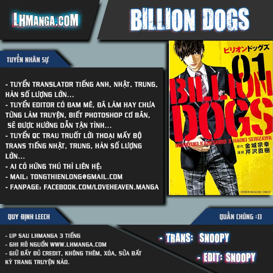 Billion Dogs Chap 48 . Next Chap 49
