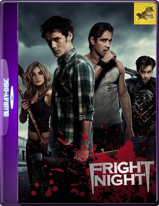 Noche De Miedo (2011) Brrip 1080p (60 FPS) Latino / Inglés