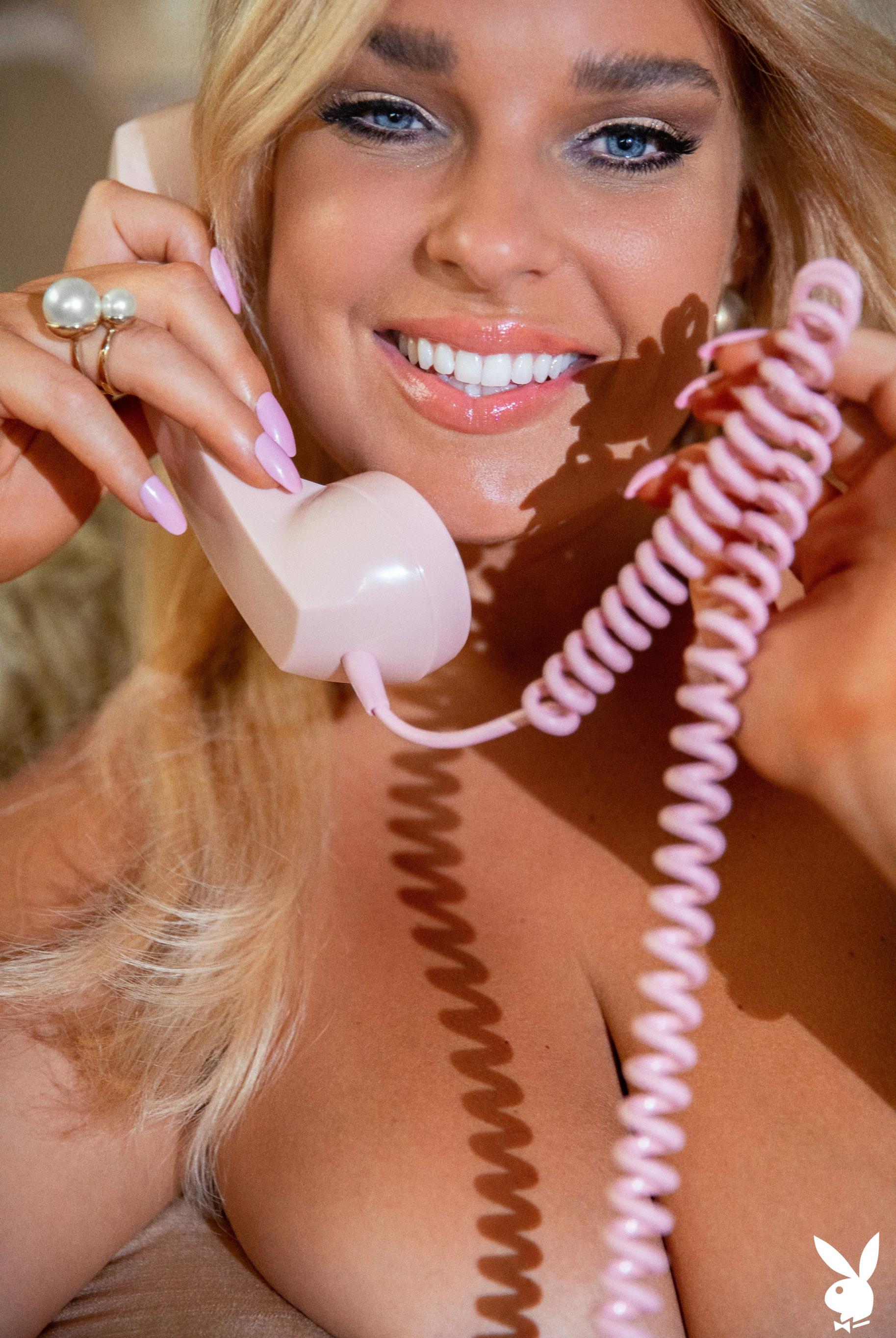 Девушка месяца Ali Chanel - Playboy США / фото 08