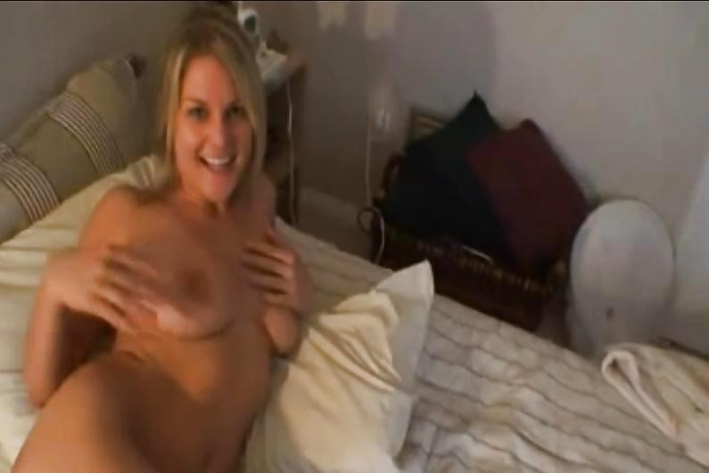 Real cheating wife hidden camera-9438