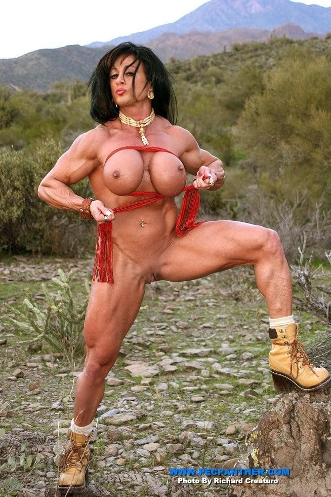 Body builders with big clits-6347