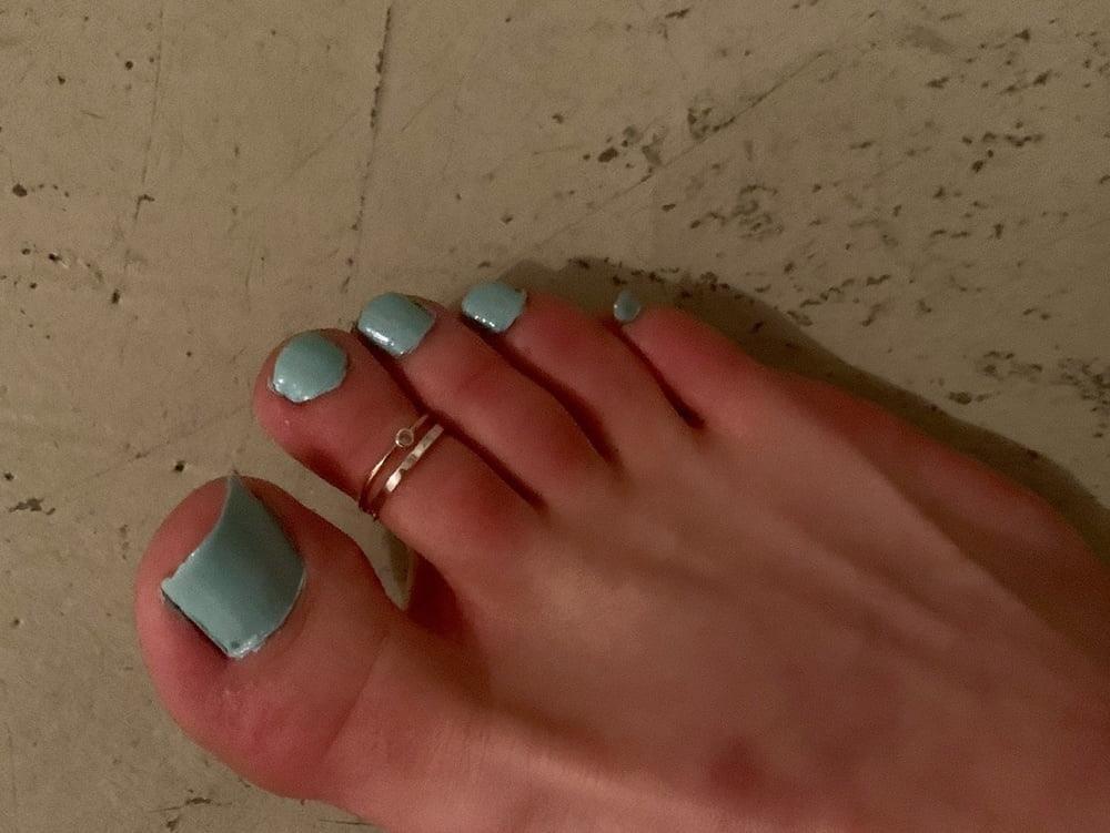 Polish feet slave-6196