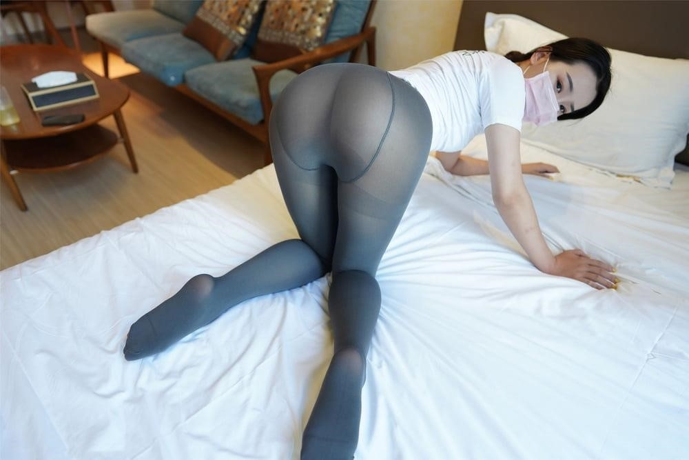 Japanese pantyhose feet-1108