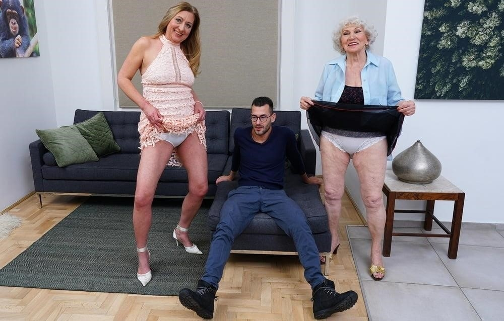Russian mom and son hot sex-4256
