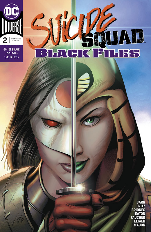 Suicide Squad Black Files #1-6 (2018-2019) Complete