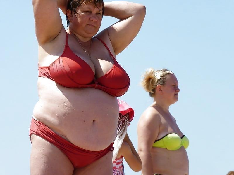 Nude big boobs on beach-5520