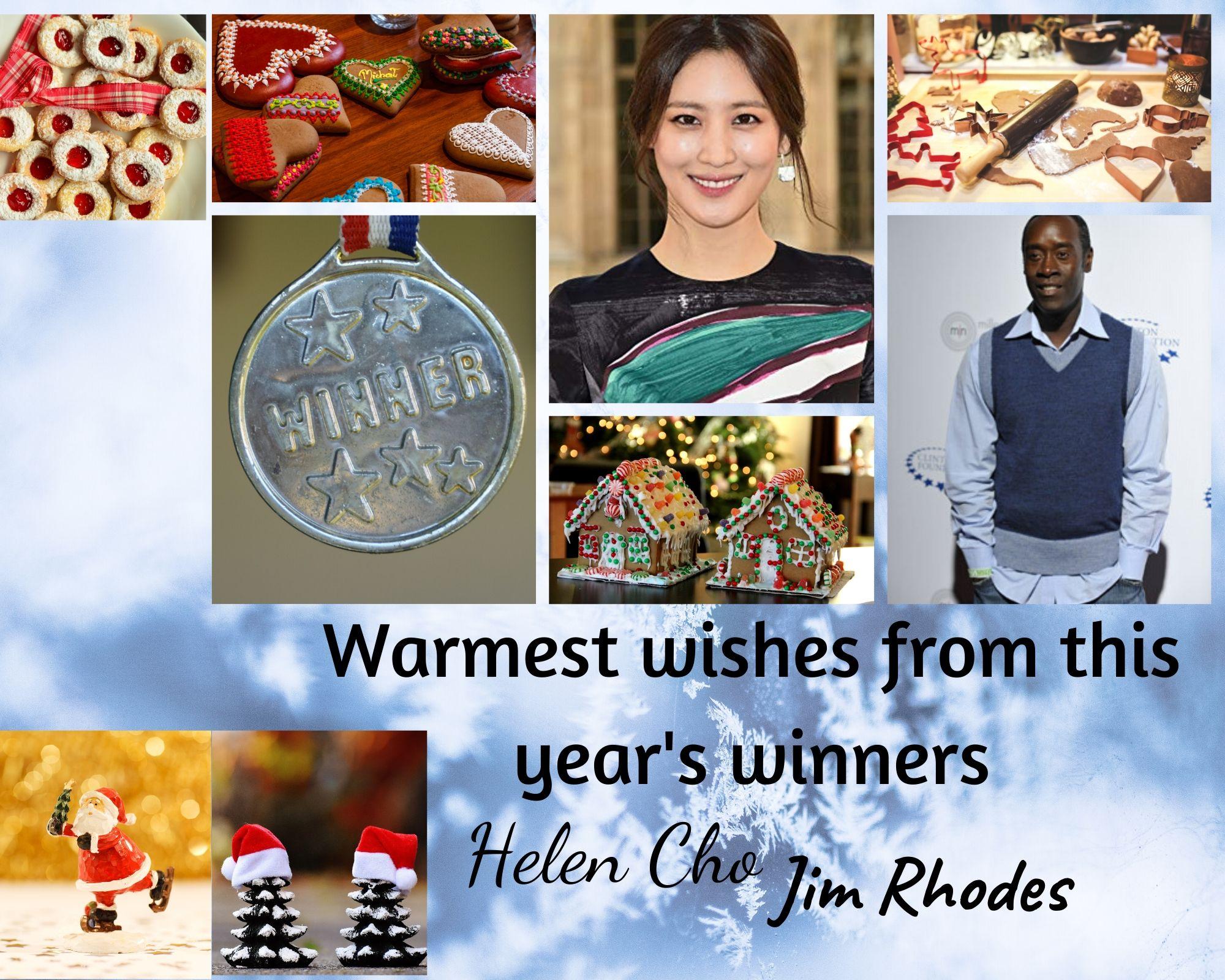 Rhodey and Helen win moodboard