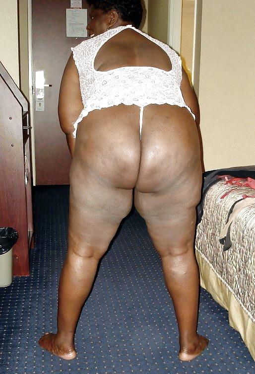 Older black hairy women-7558