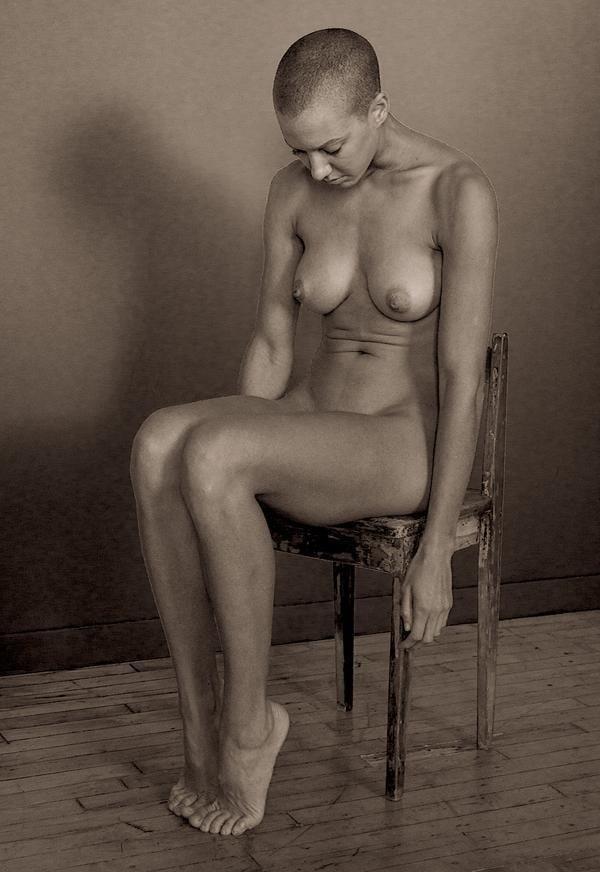 Ebony black naked women-7674