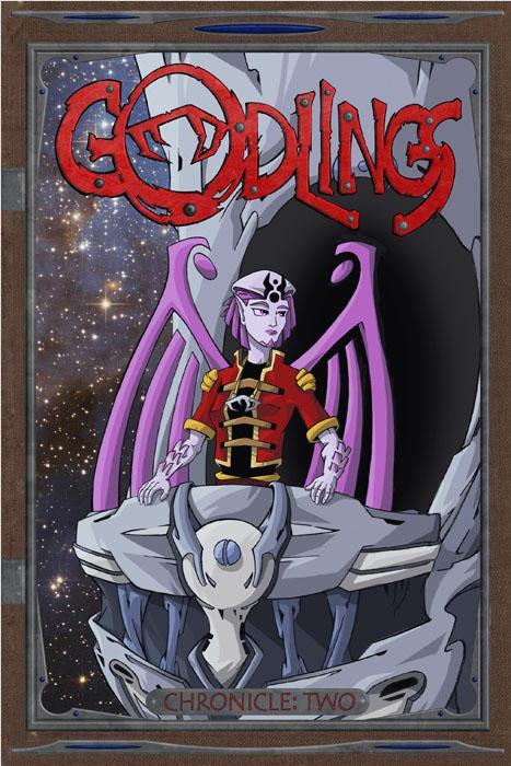 Godlings #1-2 (2013)