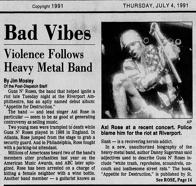 1991.07.04 - The St. Louis Post-Dispatch - Bad Vibes 7nfk50DY_o