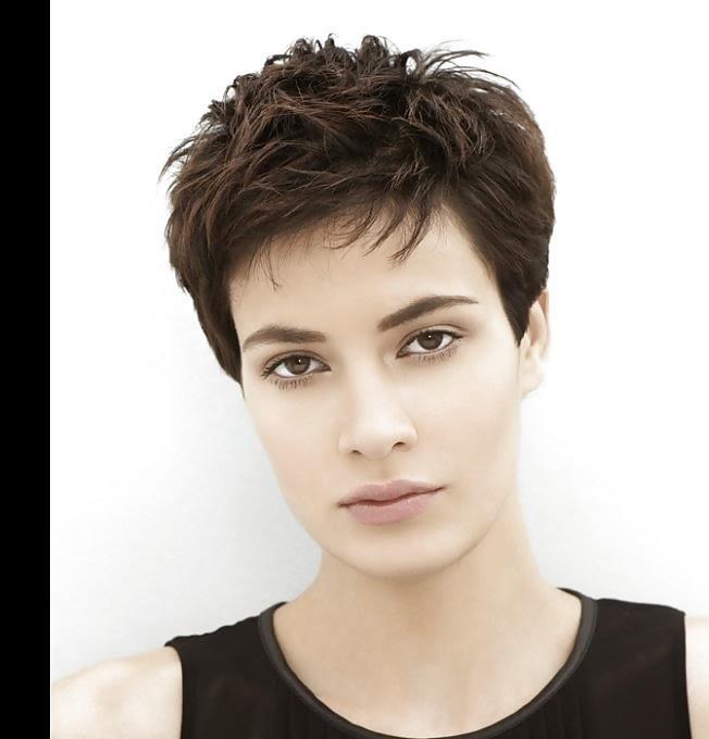 Best hair style for short hair girl-8928