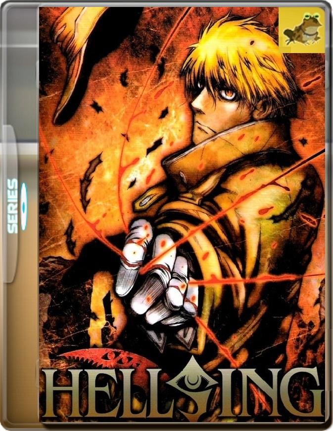 Hellsing: The Dawn (2011) Brrip 1080p (60 FPS) Japonés Subtitulado
