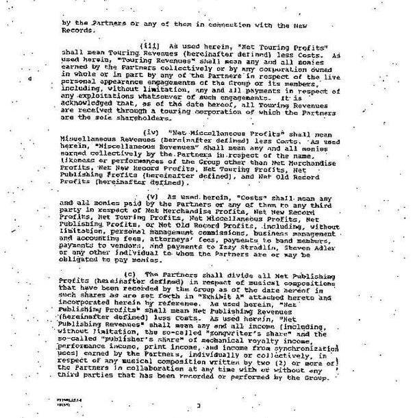 1992.10.DD - Guns N' Roses Partnership contract (Memorandum of Agreement) JT7KusbZ_o