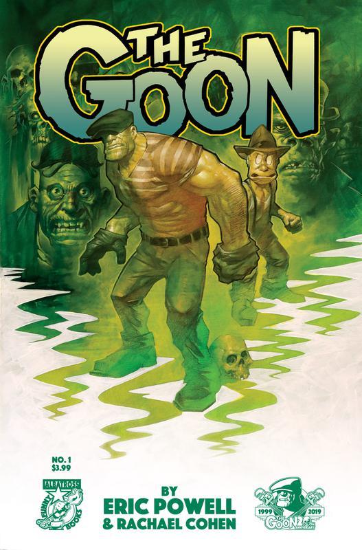 The Goon 001 (2019)