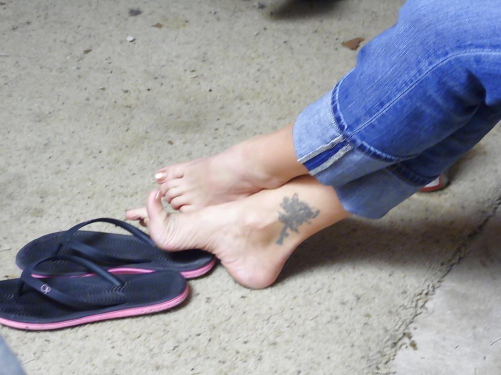 Best foot fetish models-2049