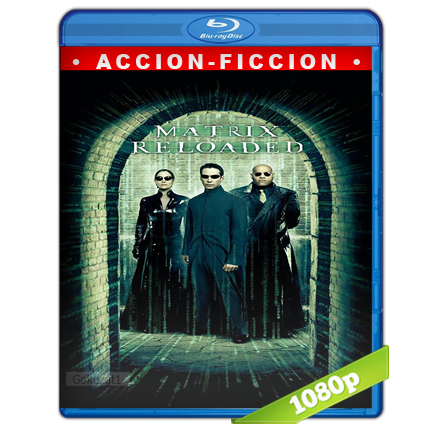 Matrix 2 Recargado Full HD1080p Audio Trial Latino-Castellano-Ingles 5.1 2003