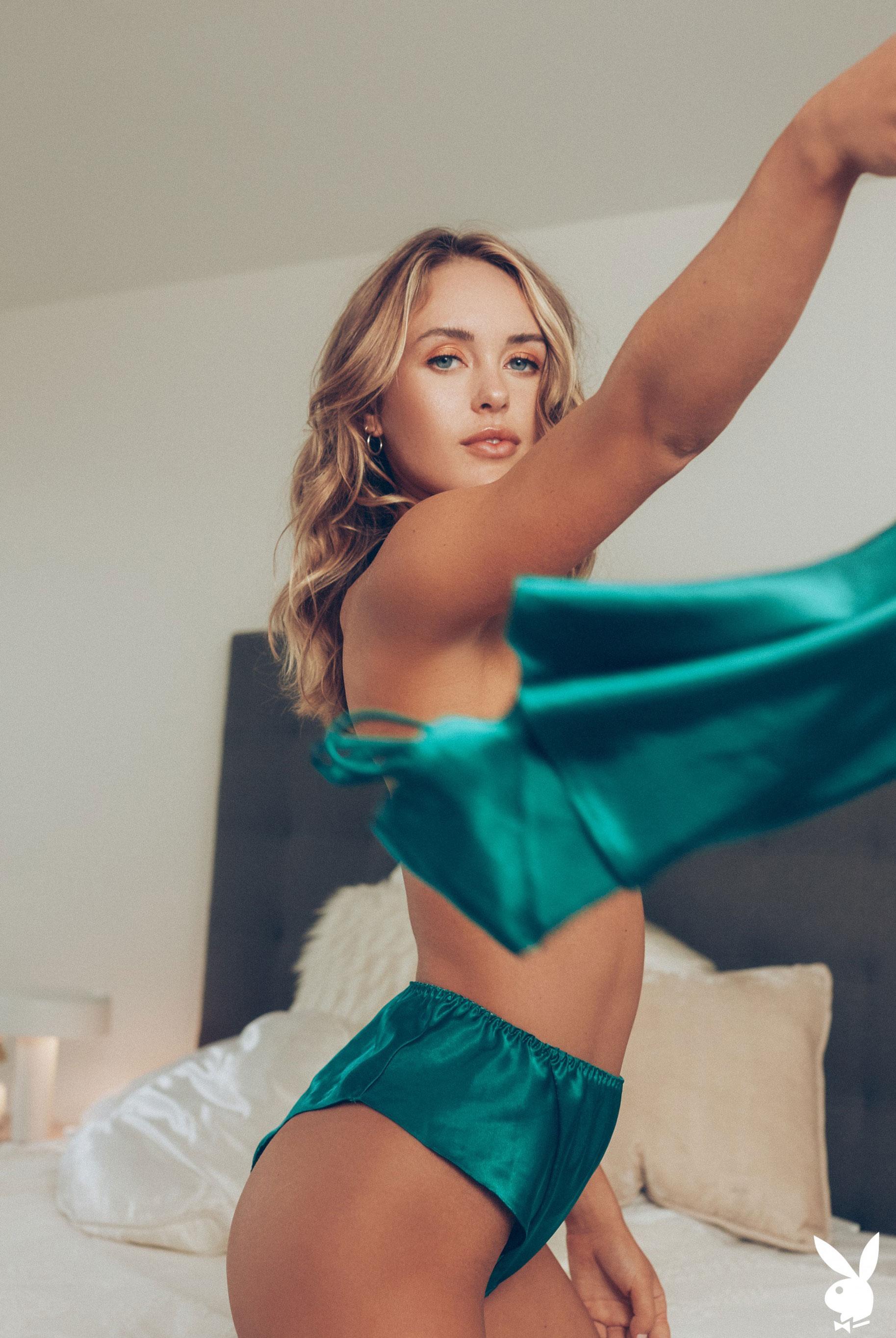 Девушка месяца Эбигейл О'Нил - Playboy США, май 2019 / фото 18